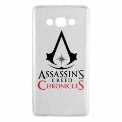 Чохол для Samsung A7 2015 Assassin's creed ChronicleS