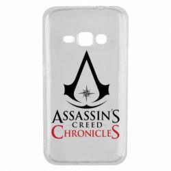 Чохол для Samsung J1 2016 Assassin's creed ChronicleS