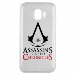 Чохол для Samsung J2 2018 Assassin's creed ChronicleS