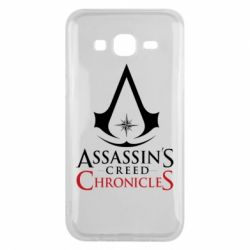 Чохол для Samsung J5 2015 Assassin's creed ChronicleS