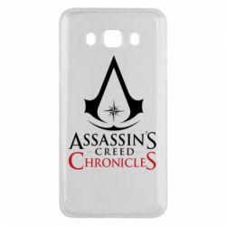 Чохол для Samsung J5 2016 Assassin's creed ChronicleS