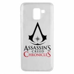 Чохол для Samsung J6 Assassin's creed ChronicleS