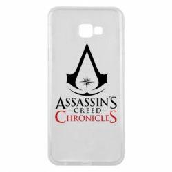 Чохол для Samsung J4 Plus 2018 Assassin's creed ChronicleS
