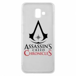 Чохол для Samsung J6 Plus 2018 Assassin's creed ChronicleS