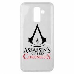 Чохол для Samsung J8 2018 Assassin's creed ChronicleS