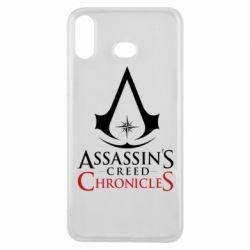Чохол для Samsung A6s Assassin's creed ChronicleS