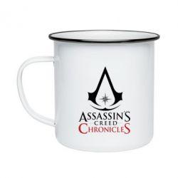 Кружка емальована Assassin's creed ChronicleS