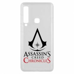 Чохол для Samsung A9 2018 Assassin's creed ChronicleS