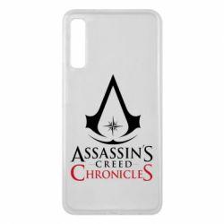 Чохол для Samsung A7 2018 Assassin's creed ChronicleS