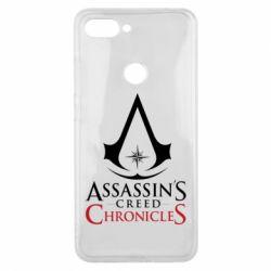 Чохол для Xiaomi Mi8 Lite Assassin's creed ChronicleS