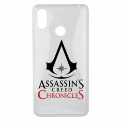 Чохол для Xiaomi Mi Max 3 Assassin's creed ChronicleS