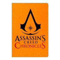 Блокнот А5 Assassin's creed ChronicleS