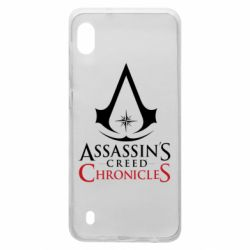 Чохол для Samsung A10 Assassin's creed ChronicleS