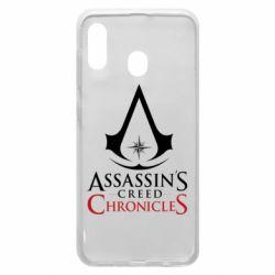 Чохол для Samsung A20 Assassin's creed ChronicleS