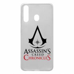 Чохол для Samsung A60 Assassin's creed ChronicleS