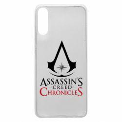 Чохол для Samsung A70 Assassin's creed ChronicleS
