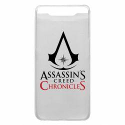 Чохол для Samsung A80 Assassin's creed ChronicleS