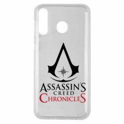 Чохол для Samsung M30 Assassin's creed ChronicleS