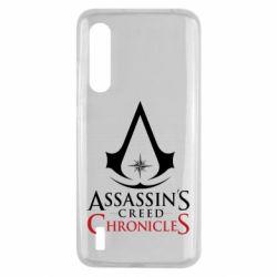 Чохол для Xiaomi Mi9 Lite Assassin's creed ChronicleS