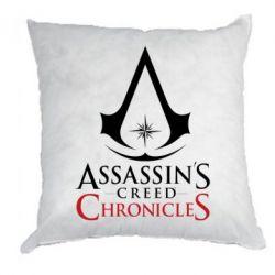 Подушка Assassin's creed ChronicleS