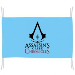 Прапор Assassin's creed ChronicleS