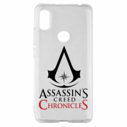Чохол для Xiaomi Redmi S2 Assassin's creed ChronicleS