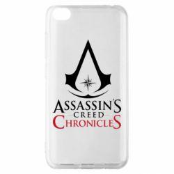 Чохол для Xiaomi Redmi Go Assassin's creed ChronicleS