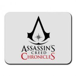 Килимок для миші Assassin's creed ChronicleS