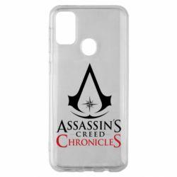 Чохол для Samsung M30s Assassin's creed ChronicleS
