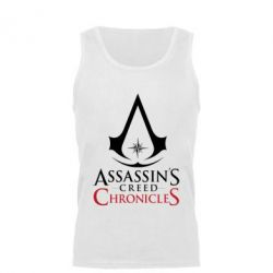 Майка чоловіча Assassin's creed ChronicleS
