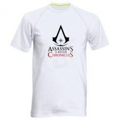 Чоловіча спортивна футболка Assassin's creed ChronicleS