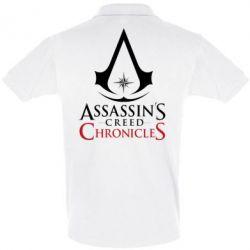 Футболка Поло Assassin's creed ChronicleS