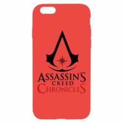 Чохол для iPhone 6/6S Assassin's creed ChronicleS