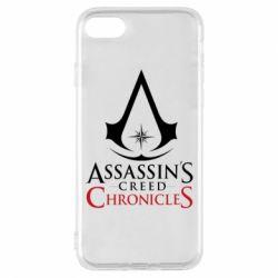 Чохол для iPhone 7 Assassin's creed ChronicleS
