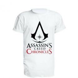 Подовжена футболка Assassin's creed ChronicleS