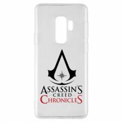 Чохол для Samsung S9+ Assassin's creed ChronicleS