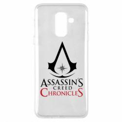 Чохол для Samsung A6+ 2018 Assassin's creed ChronicleS