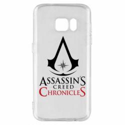 Чохол для Samsung S7 Assassin's creed ChronicleS