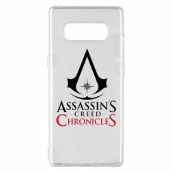 Чохол для Samsung Note 8 Assassin's creed ChronicleS