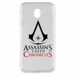 Чохол для Samsung J3 2017 Assassin's creed ChronicleS