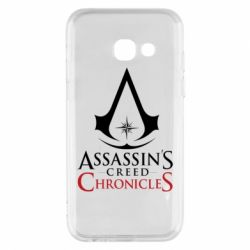 Чохол для Samsung A3 2017 Assassin's creed ChronicleS