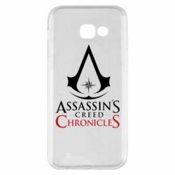 Чохол для Samsung A5 2017 Assassin's creed ChronicleS