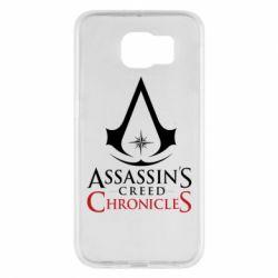 Чохол для Samsung S6 Assassin's creed ChronicleS