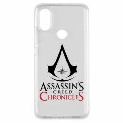Чохол для Xiaomi Mi A2 Assassin's creed ChronicleS