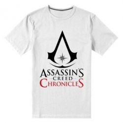 Чоловіча стрейчева футболка Assassin's creed ChronicleS
