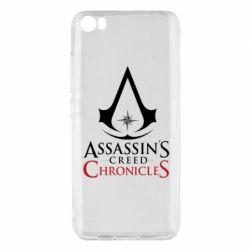 Чохол для Xiaomi Mi5/Mi5 Pro Assassin's creed ChronicleS
