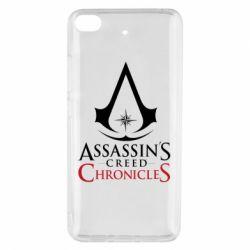 Чохол для Xiaomi Mi 5s Assassin's creed ChronicleS