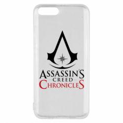 Чохол для Xiaomi Mi6 Assassin's creed ChronicleS
