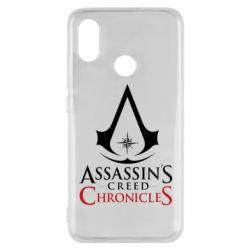 Чохол для Xiaomi Mi8 Assassin's creed ChronicleS