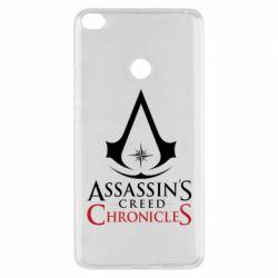 Чохол для Xiaomi Mi Max 2 Assassin's creed ChronicleS